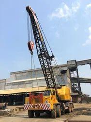 Lattice Boom Truck Crane