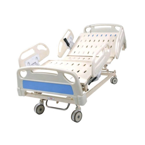 ICU Bed Electric with ABS Platform, Panels and Side Railings