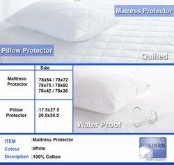 Waterproof Mattress & Pillow Protector