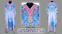Ladies Long Kaftans