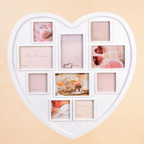 Photo Frames - Heart Shape Love Family Photo Frame Wholesale Trader ...