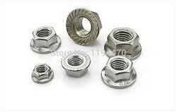Stainless Steel Hexagonal Flange Nut