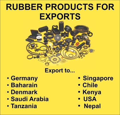 Rubber Products for Exports