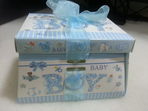 Baby Announcement Gift Hamper Birth Announcement Boxes