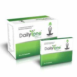 Multivitamin, Mineral, Antioxidant Capsule