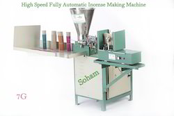 High Speed Incense Stick Making Machine 7G