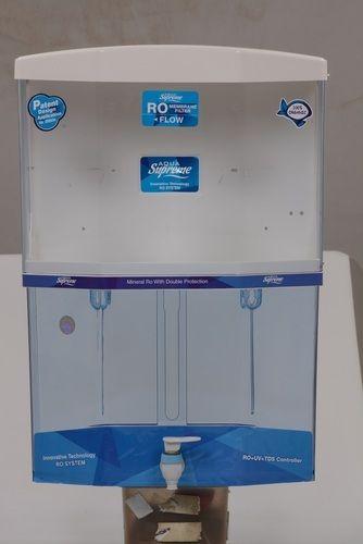 Aqua Supreme Transparent Reverse Osmosis Cabinet