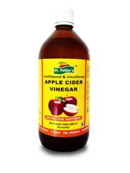 natural apple cedar vinegar