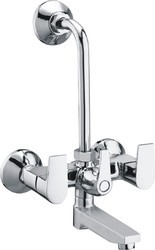 Wall Mixer With L Bend