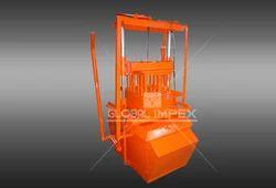Global Vibrator Double Block Making Machines