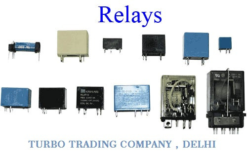 Relays Relays All Types Wholesaler From New Delhi