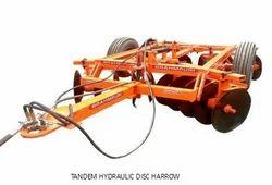 Tandem Hydraulic Disc Harrow