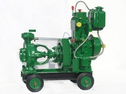 diesel water pump dgset for agriculture use multiple use