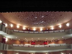 Starry Effect in Theater Light