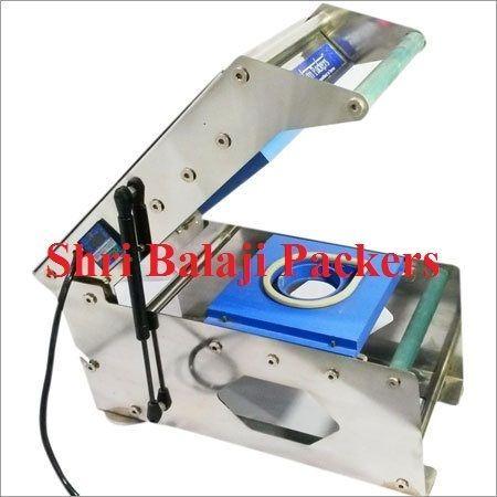 Cup Sealing Machine