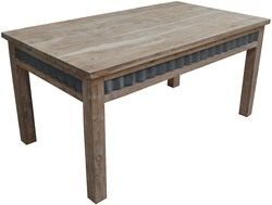 Industrial Dining Table - Industrial Furniture