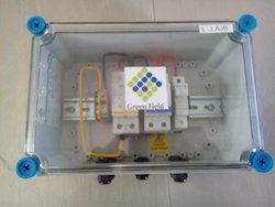 String Solar Combiner Box