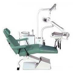 Electrically Operated Dental Chairs Unit