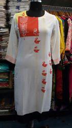 Ethnic Rayon Kurti