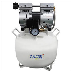 Gnatus Dental Air Compressor - 32L