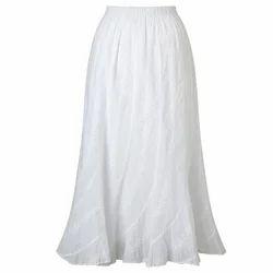 Chikan Skirts