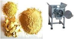 Ginger Powder Processing