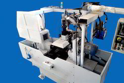 CNC Facing and Centring Machine