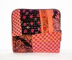 Kantha Clutch Bags