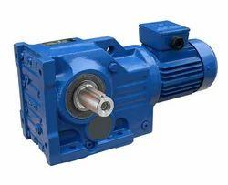 Helical Bevel Geared Motors