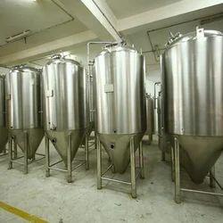 Brewery Plants - Fermentation Storage System