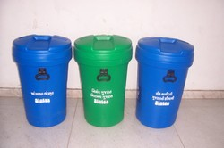 Sintex Garbage Dustbins