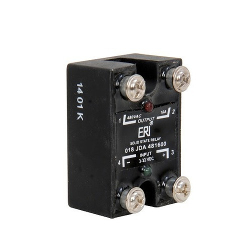 Single Phase Solid State Relay Mini Puck Solid State Relay