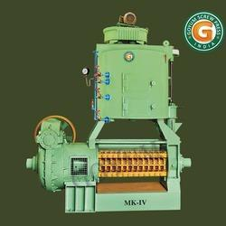 Soyabean Oil Extraction Machine