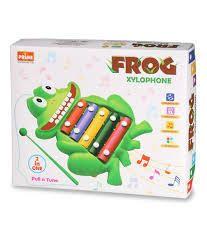 Frog Xylophone