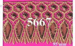 New Style Beautiful Zari Lace