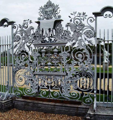 Marvelous Mild Steel Maharaja Gates