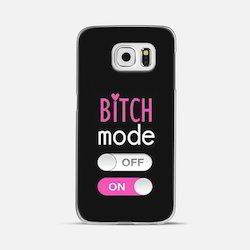 Customized Mobile Case - Bitch Mode