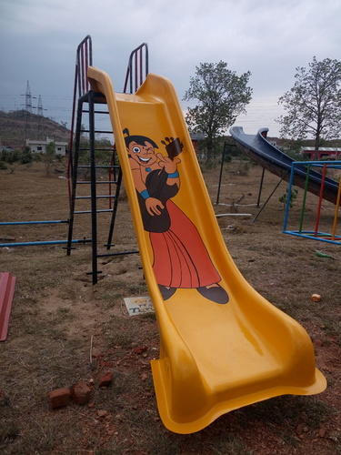 FRP Play Ground Slides