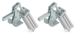 Hold Down Action-Pneumatic Clamps Right Angle