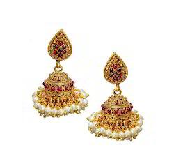 Traditional Jhumka Earring