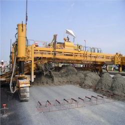 Concrete Paving Machine