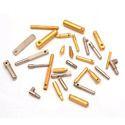Brass Knurled Pins