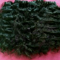 Curly Hair Direct From Indian Temple