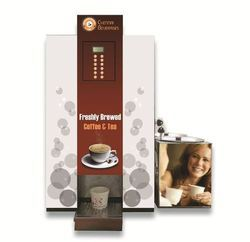 Fresh Milk Bean To Coffee Vending Machine