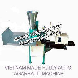fully automatic incense agarbatti making machine