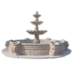Commercial Stone Fountains