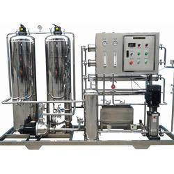 Spring Water Treatment Plants