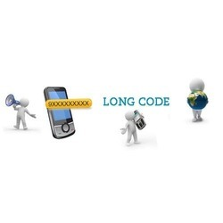Long Code SMS Service