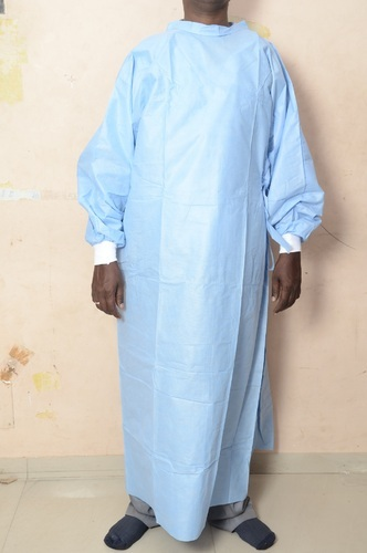 Medical Gown - Disposable Surgeon Gown / Wraparound Exporter from ...