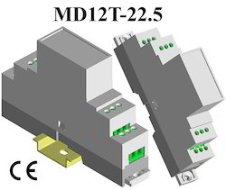Modular Din Rail Enclosures MD12T-22.5